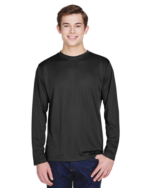 TT11L Team 365 Men's Zone Performance Long-Sleeve T-Shirt