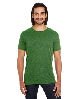 115A Threadfast Unisex Cross Dye Short-Sleeve T-Shirt