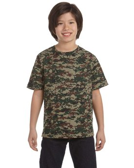 2206 Code Five Camouflage T-Shirt