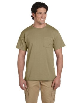 29P Jerzees Adult 9.3 oz./lin. yd. DRI-POWER® ACTIVE Pocket T-Shirt