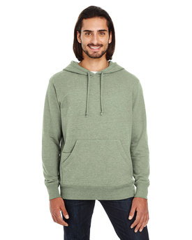 321H Threadfast Unisex Triblend French Terry Hoodie
