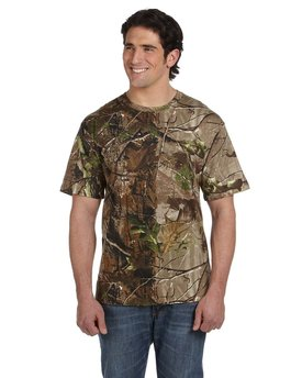3980 Code Five Officially Licensed REALTREE® Camouflage Short-Sleeve T-Shirt