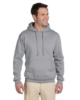 4997 Jerzees 15.9 oz./lin. yd., 50/50 Super Sweats® NuBlend® Fleece Pullover Hood