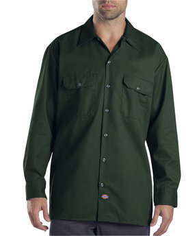 574 Dickies Men's 5.25 oz./yd² Long-Sleeve Work Shirt