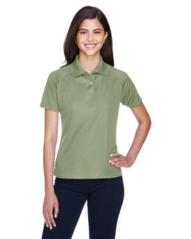 75046 Ash City - Extreme Eperformance™ Ladies' Piqué Polo