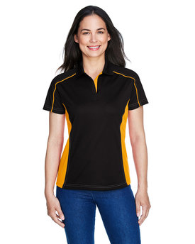 75113 Ash City - Extreme Eperformance™ Ladies' Fuse Snag Protection Plus Colourblock Polo