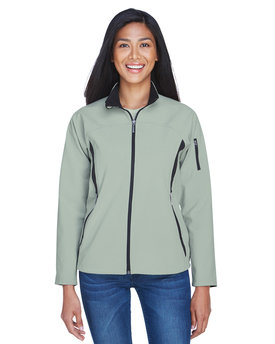 78034 Ash City - North End Three-Layer Fleece Bonded Performance Soft Shell Jacket