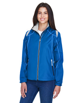 78076 Ash City - North End Endurance Lightweight Colourblock Jacket