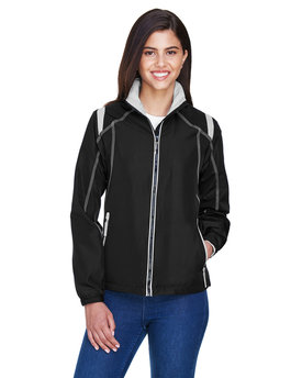78076 Ash City - North End Ladies' Endurance Lightweight Colorblock Jacket
