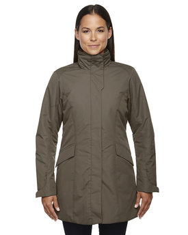 78210 Ash City - North End Promote Insulated Car Jacket