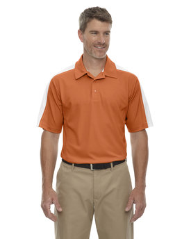 85089 Ash City - Extreme Eperformance™ Men's Piqué Colourblock Polo