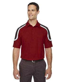 85103 Ash City - Extreme Edry® Men's Colourblock Polo