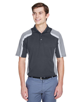 85119 Ash City - Extreme Eperformance™ Men's Strike Colourblock Snag Protection Polo