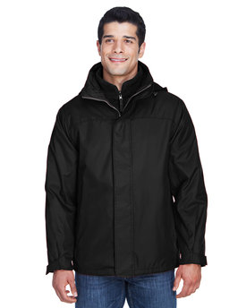 88130 Ash City - North End 3-in-1 Jacket