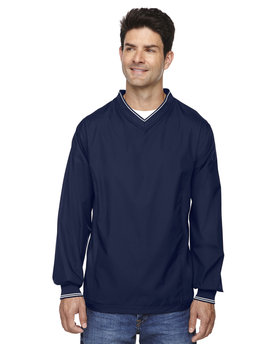 88132 Ash City - North End V-Neck Unlined Wind Shirt