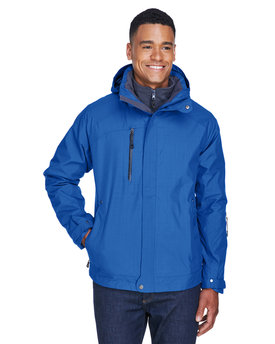 88178 Ash City - North End Caprice 3-in-1 Jacket with Soft Shell Liner