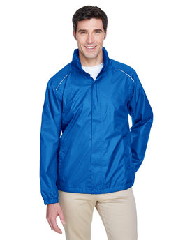 88185 Ash City - Core 365 Climate Seam-Sealed Lightweight Variegated Ripstop Jacket