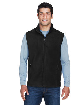 88191 Ash City - Core 365 Journey Fleece Vest