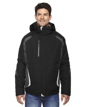 88195 Ash City - North End Height 3-in-1 Jacket with Insulated Liner