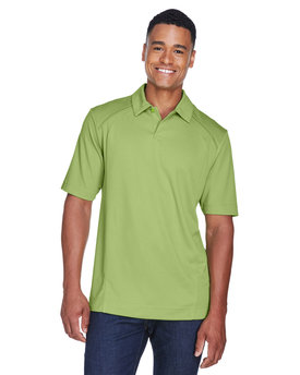 88632 Ash City - North End Sport Red Recycled Polyester Performance Piqué Polo