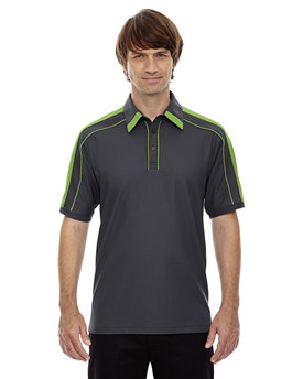 88648 Ash City - North End Sport Red Sonic Performance Polyester Piqué Polo