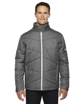 88698 North End Men's Avant Tech Mélange Insulated Jacket with Heat Reflect Technology