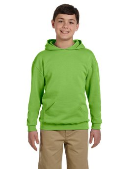 996Y Jerzees Youth 8 oz., 50/50 NuBlend® Fleece Pullover Hood