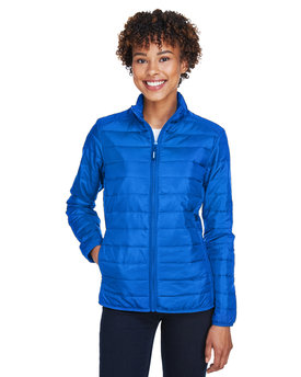 CE700W Ash City - Core 365 Ladies' Prevail Packable Puffer