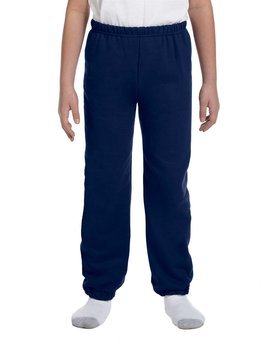 G182B Gildan Heavy Blend™ Youth 13.3 oz./lin. yd., 50/50 Sweatpants