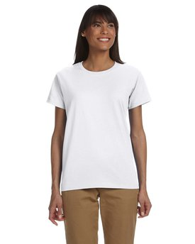 G200L Gildan Ladies' Ultra Cotton® 10 oz./lin. yd. T-Shirt