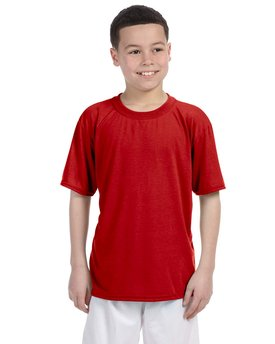G420B Gildan Performance® Youth 7.5 oz./lin. yd. T-Shirt