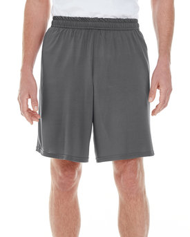 G46S Gildan Adult Performance®   7.8 oz./lin. yd. Core Shorts