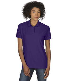 G728L Gildan DryBlend® Ladies' 10.5 oz./lin. yd. Double Piqué Polo