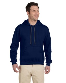 G925 Gildan Premium Cotton® 15 oz./lin. yd. Ringspun Hooded Sweatshirt