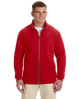 G929 Gildan Premium Cotton® 15 oz./lin. yd.  Fleece Full-Zip Jacket