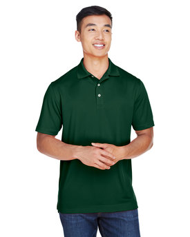 M353 Harriton Men's Double Mesh Sport Shirt