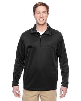 M730 Harriton Adult Task Performance Fleece Half-Zip Jacket