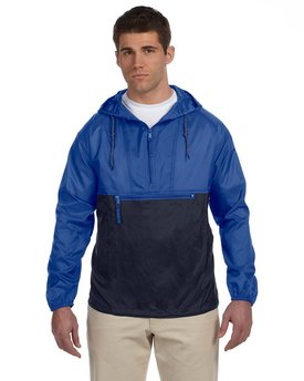 M750 Harriton Packable Nylon Jacket