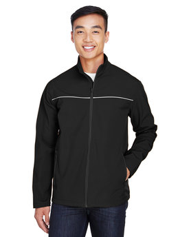 M780 Harriton Men's Echo Soft Shell Jacket