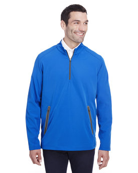 NE401 North End Men's Quest Stretch Quarter-Zip