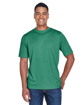 TT11H Team 365 Men's Zone Sonic Heather Performance T-Shirt