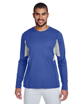 TT14 Team 365 Men's Excel Performance Long Sleeve Warm-Up
