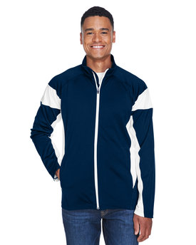 TT34 Team 365 Men's Elite Performance Full-Zip
