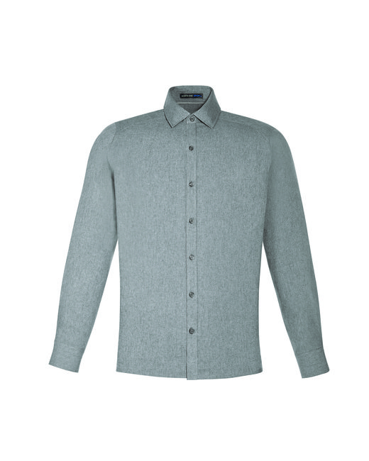88802 Ash City - North End Men's Mélange Performance Shirt