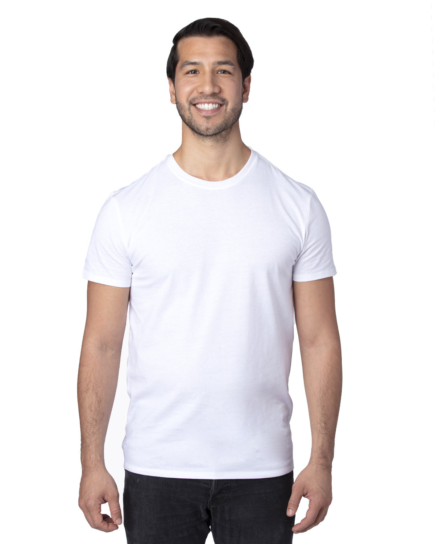 Threadfast Unisex Ultimate T-Shirt WHITE