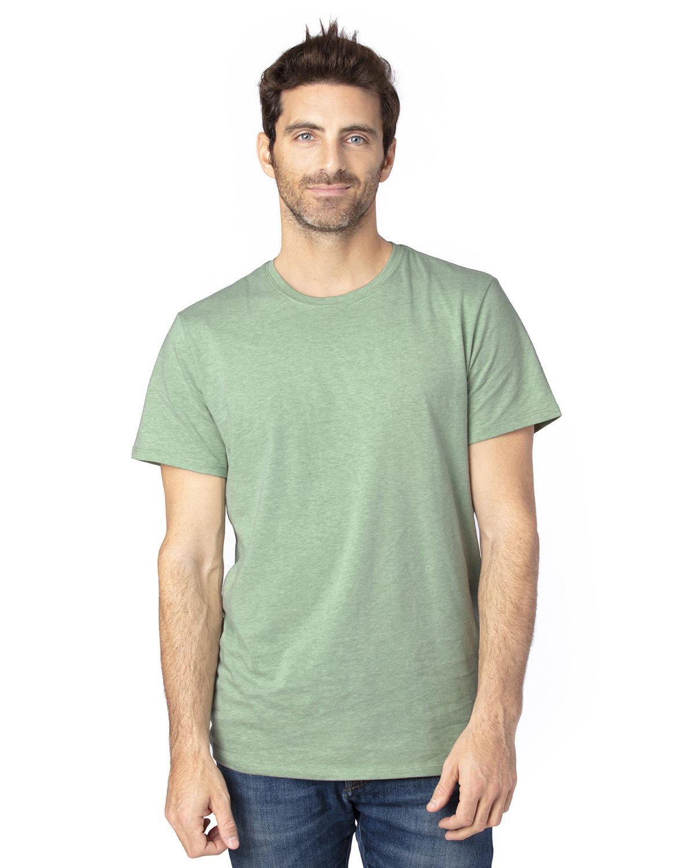 Threadfast Unisex Ultimate T-Shirt ARMY HEATHER