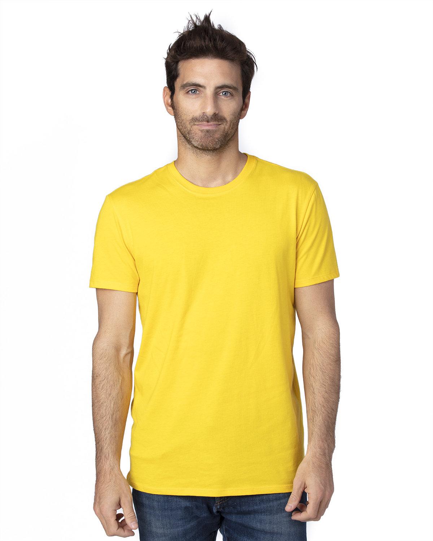Threadfast Unisex Ultimate T-Shirt BRIGHT YELLOW