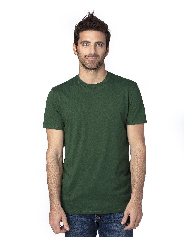 Threadfast Unisex Ultimate T-Shirt FOREST GREEN