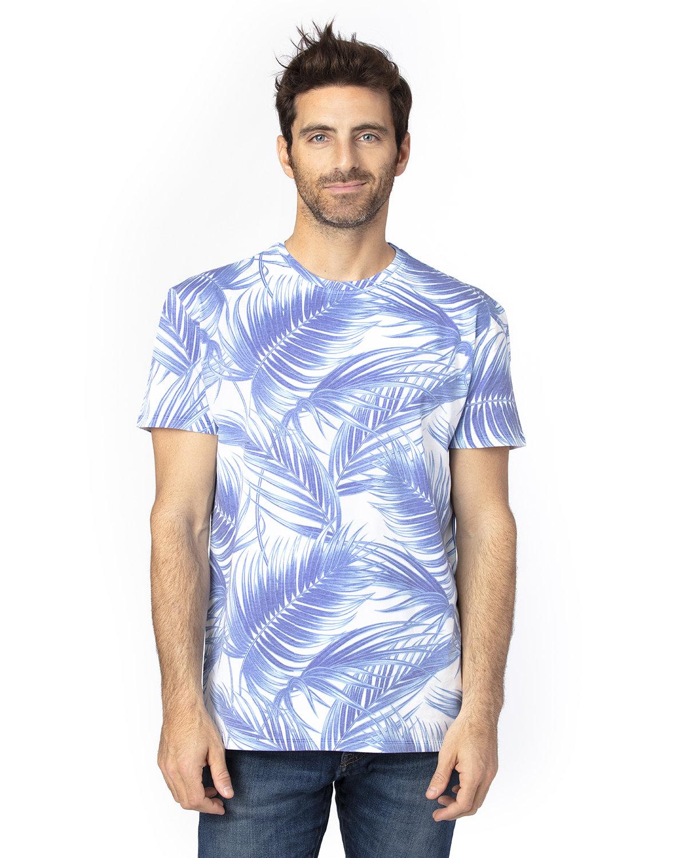 Threadfast Unisex Ultimate T-Shirt PALM PARADISE