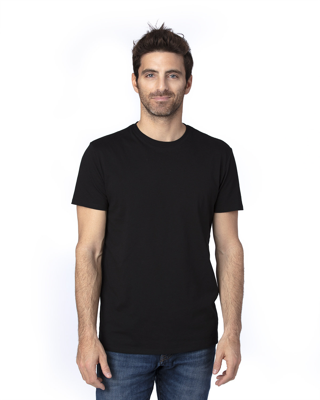 Threadfast Unisex Ultimate T-Shirt BLACK